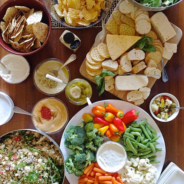 Better Blog Retreat Snacks