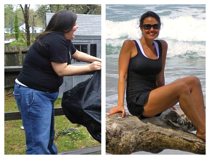 Andie Mitchell's Inspiring 135-pound Weight Loss Story. Read about how she did it, her advice afte 10 years of maintenance, and try her healthy recipes at AndieMitchell.com