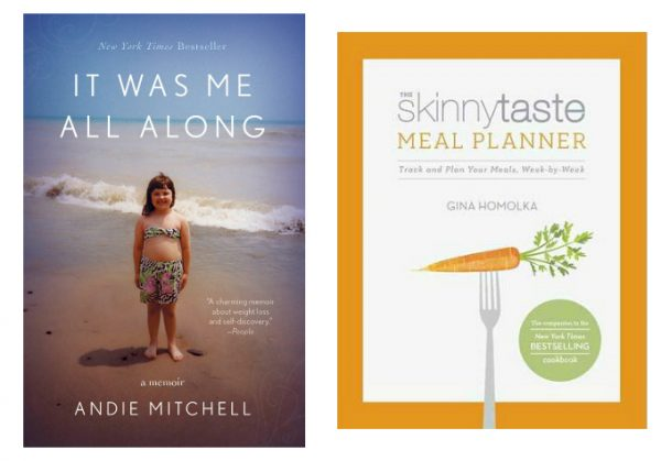 Get Healthy with Andie Mitchell and Gina Homolka in 2016! #andiegina2016