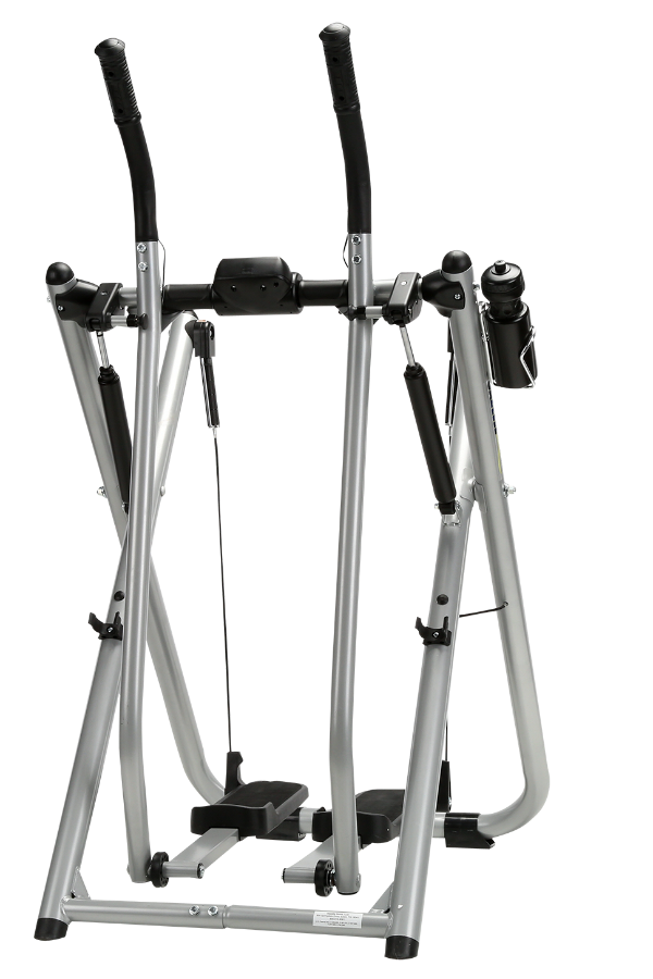 Looking for the best affordable home exercise equipment? Here's Tony Little's Gazelle Supreme Review. $280 for low impact cardio and a good workout at home!