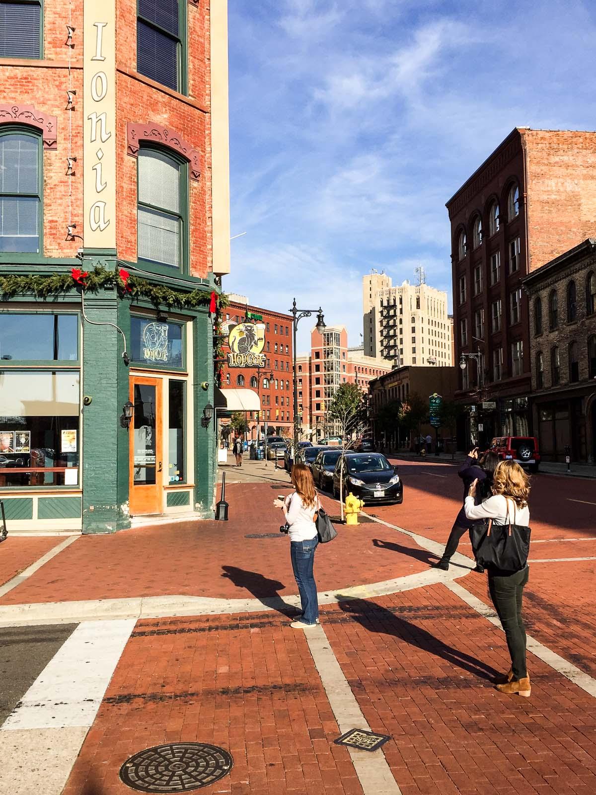 Breakfast Restaurants In Downtown Grand Rapids