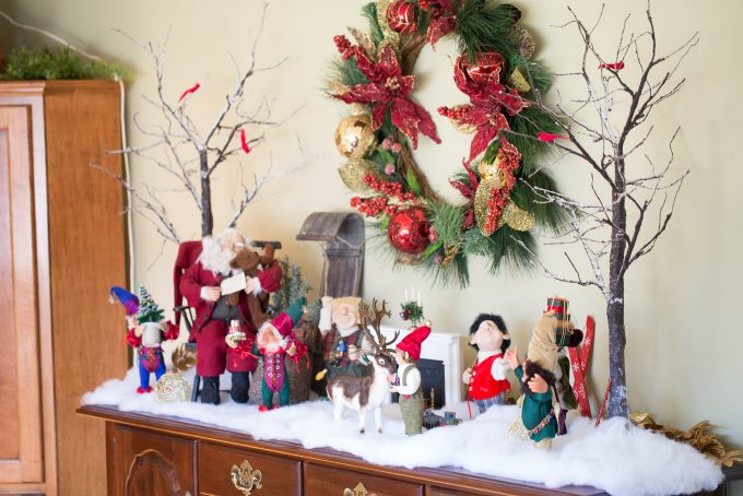 Christmas decorations - holiday decor