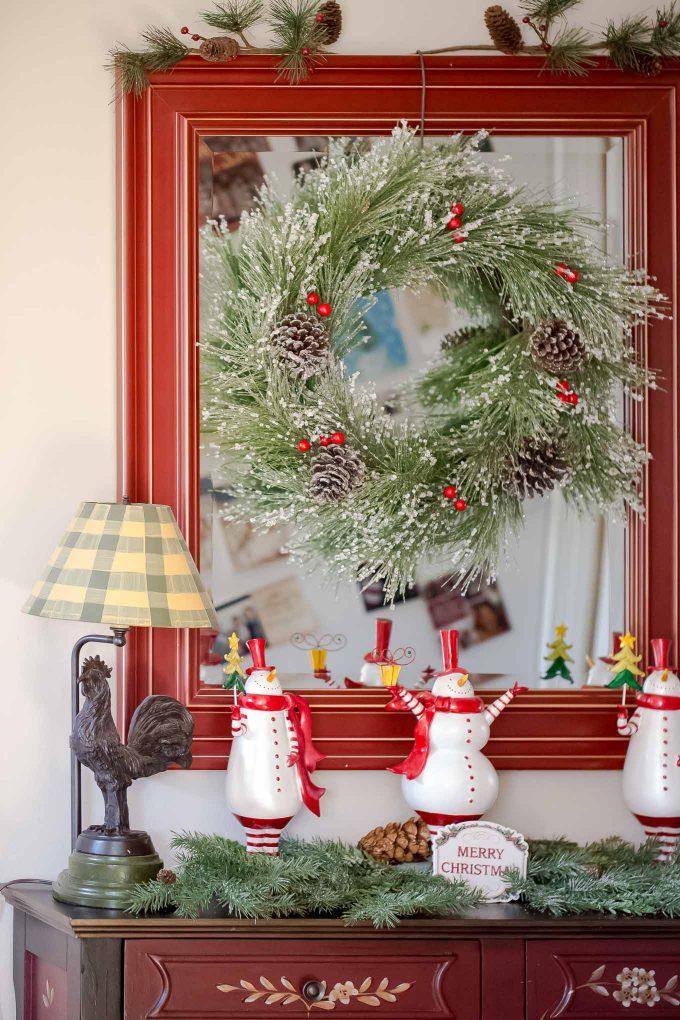 Christmas decorations - holiday decor