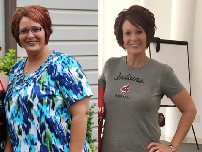 How Kelly Nocero Lost 100 Pounds