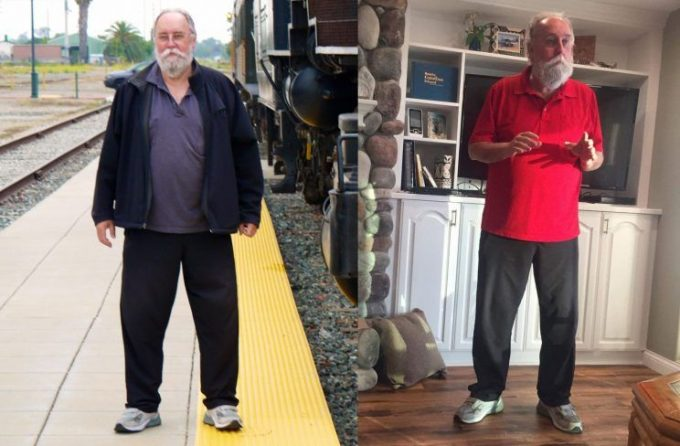 How Ken Brookes Lost 102 Pounds