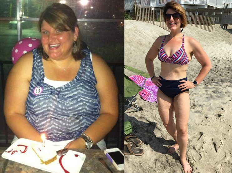 How Jennifer Taft Lost 163 Pounds