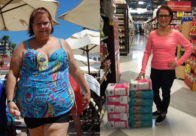 How Pam Horrocks Lost 121 Pounds