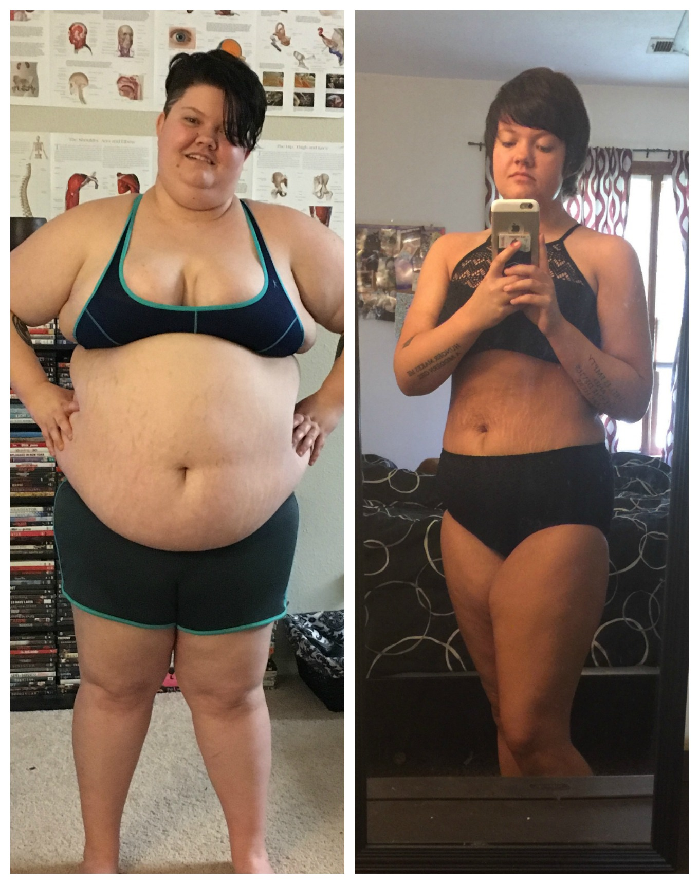How Devin Muffley Lost 166 Pounds
