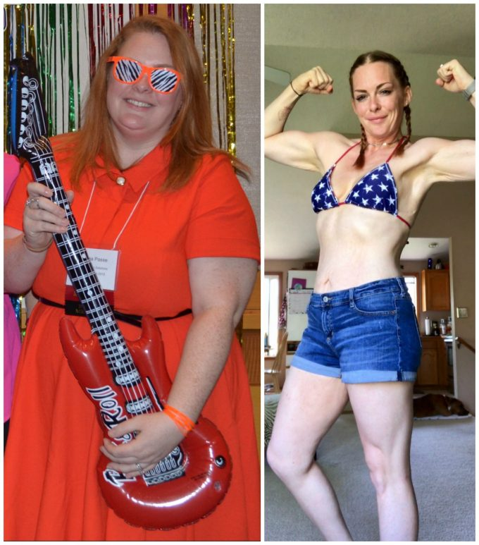 How Emma Passe Lost 135 Pounds