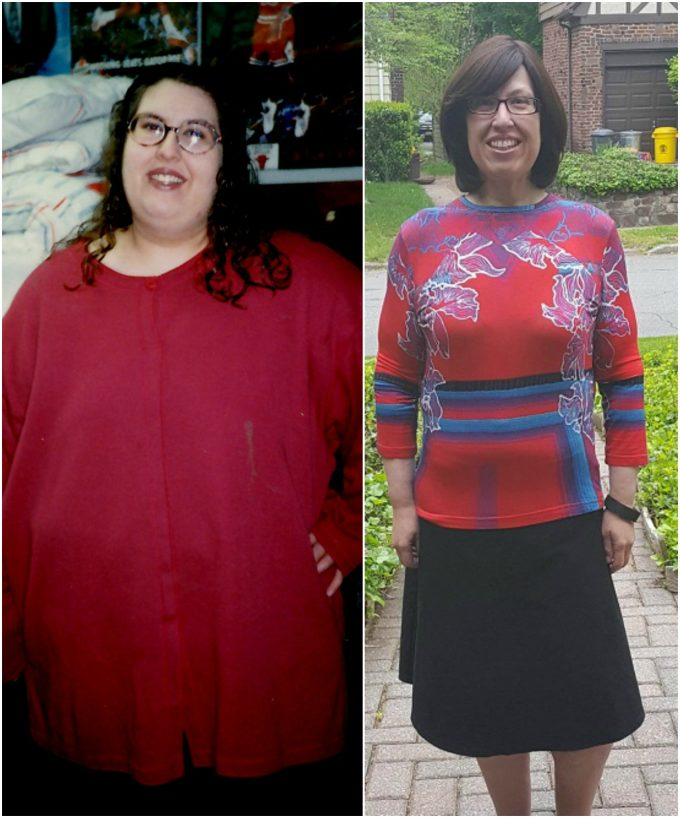 How Esther Hollander Lost 174 Pounds