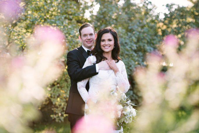 Andie Mitchell wedding