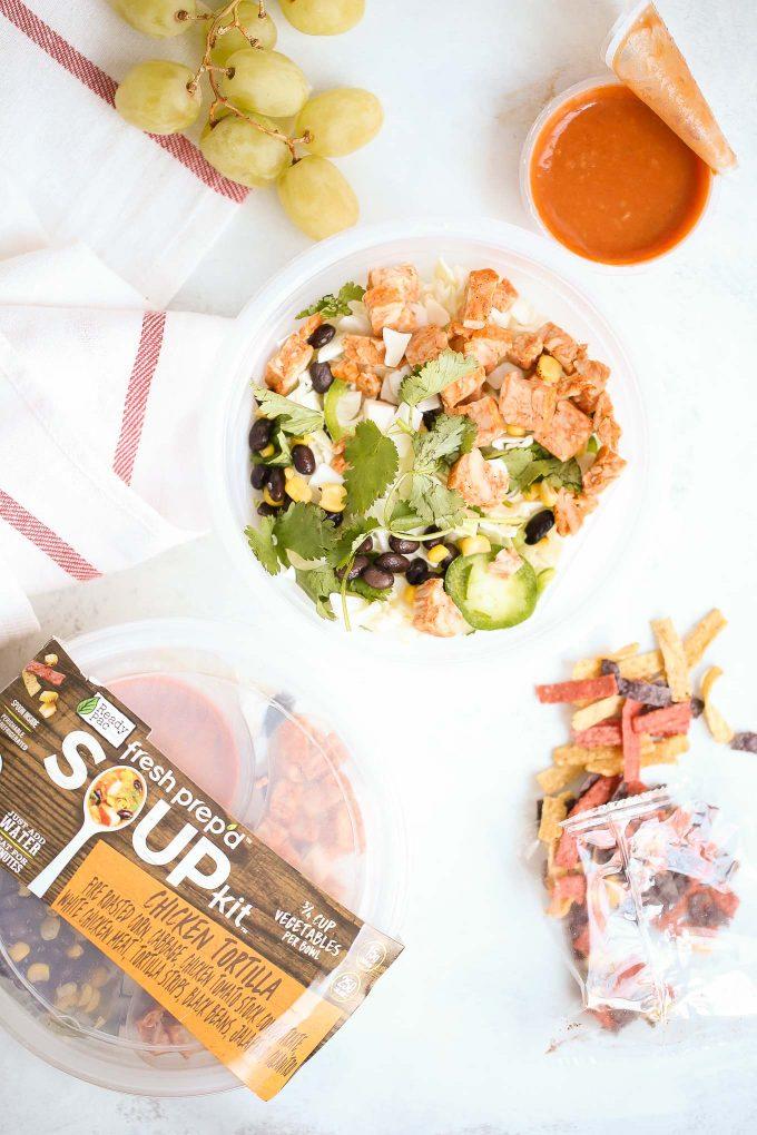 ReadyPac Fresh Prep'd Soup Kits