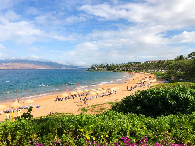 Honeymoon at Four Seasons Maui
