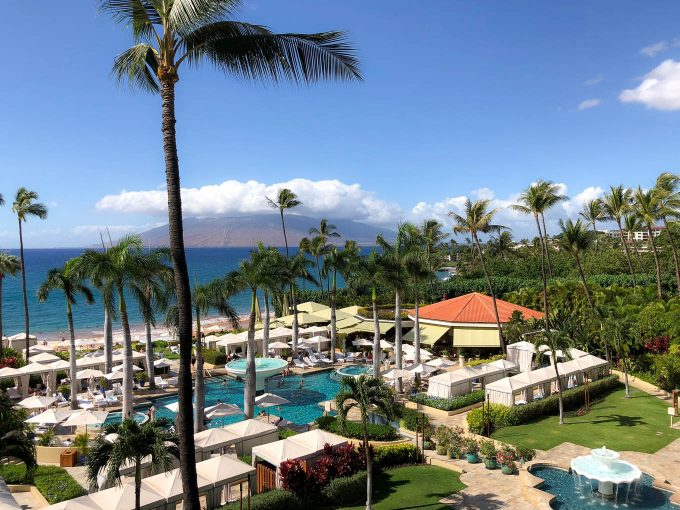 Four Seasons Maui Hawaii