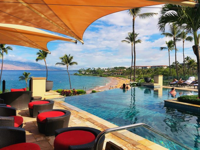 adults only luxury cabanas at four seasons maui