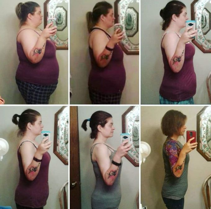 How Roxanne Crozier Lost 222 Pounds