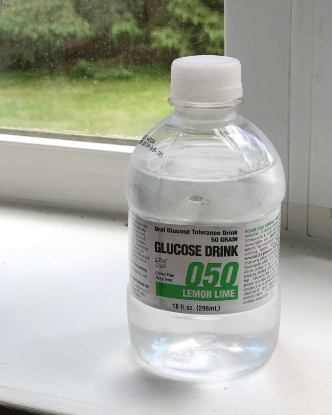 Lemon Lime Glucose Tolerance Test