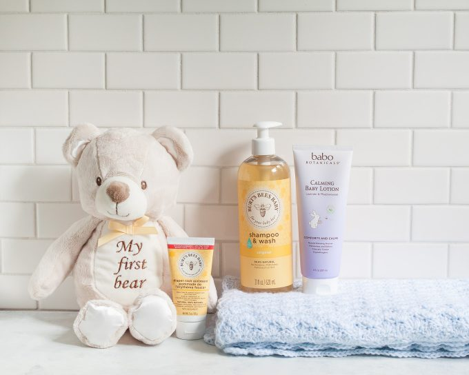 Baby products available on Thrive Market