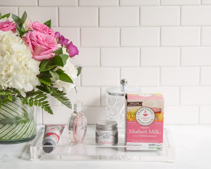 Products for new mothers on Thrive Market
