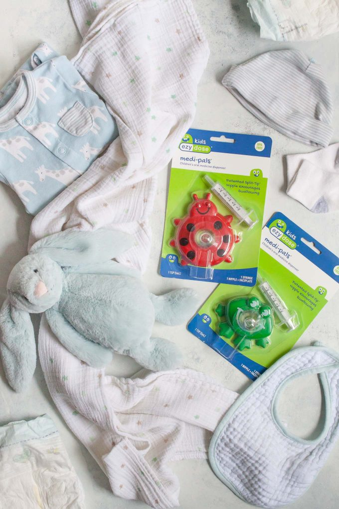 Preparing for When Your Baby Gets Sick with Ezy Dose Kids