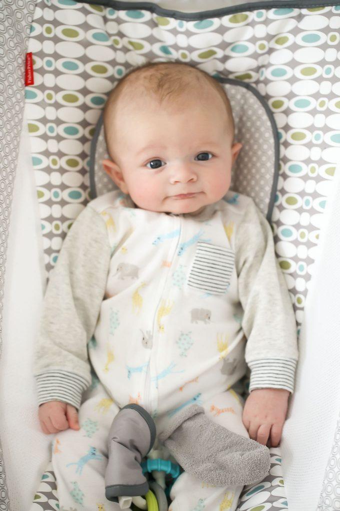 James 10 weeks