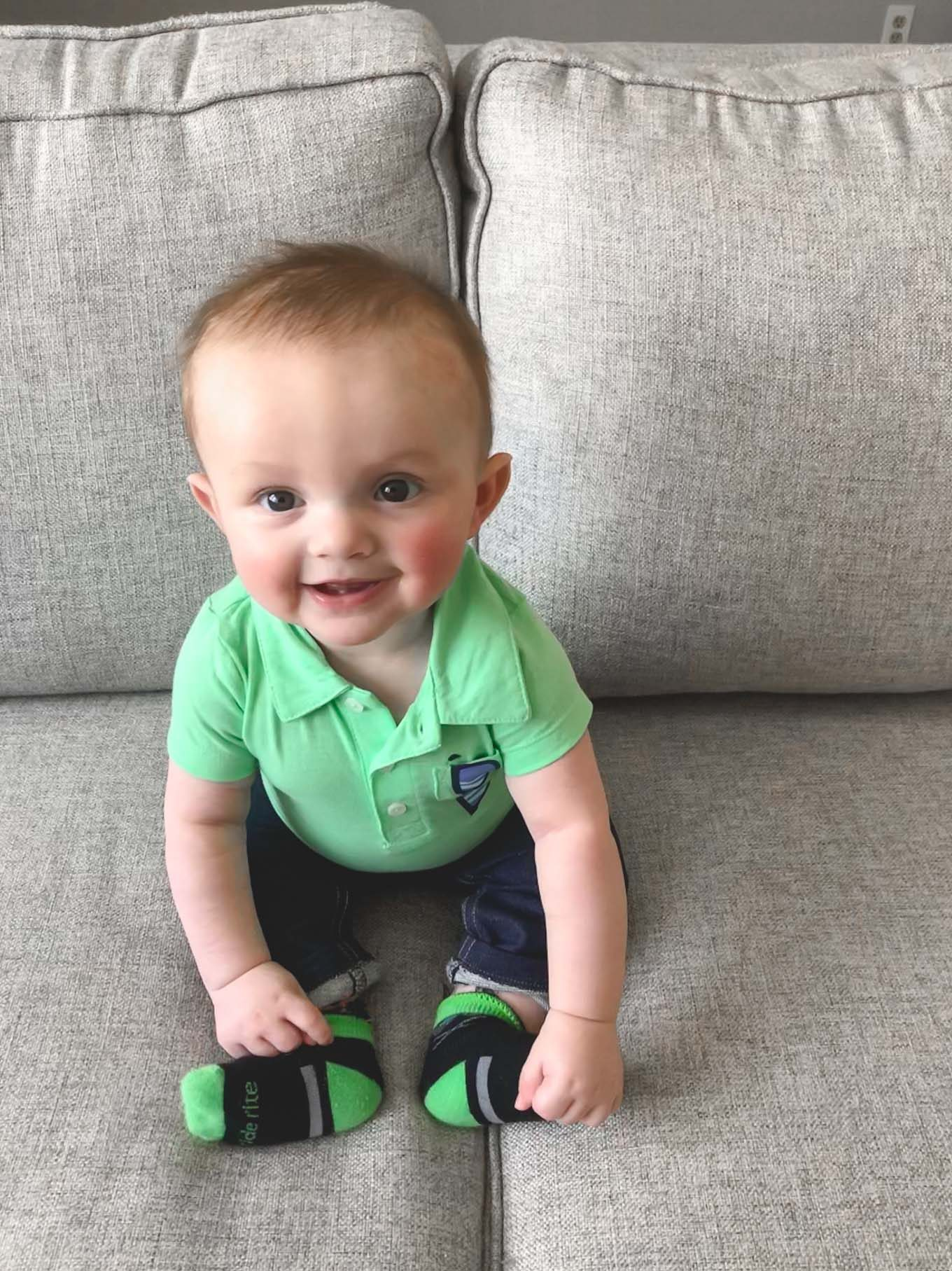james on st. patrick's day 2019
