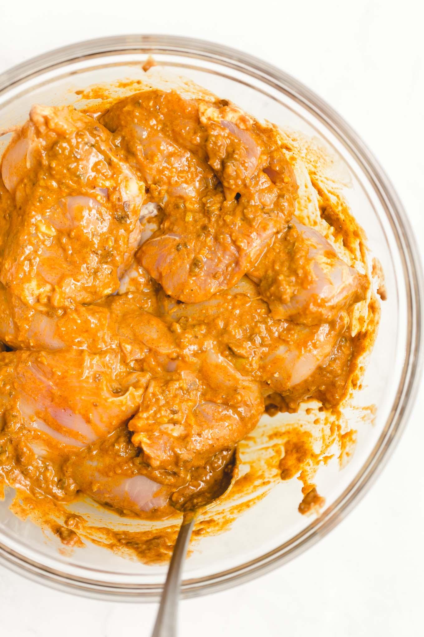 moroccan marinade for chicken