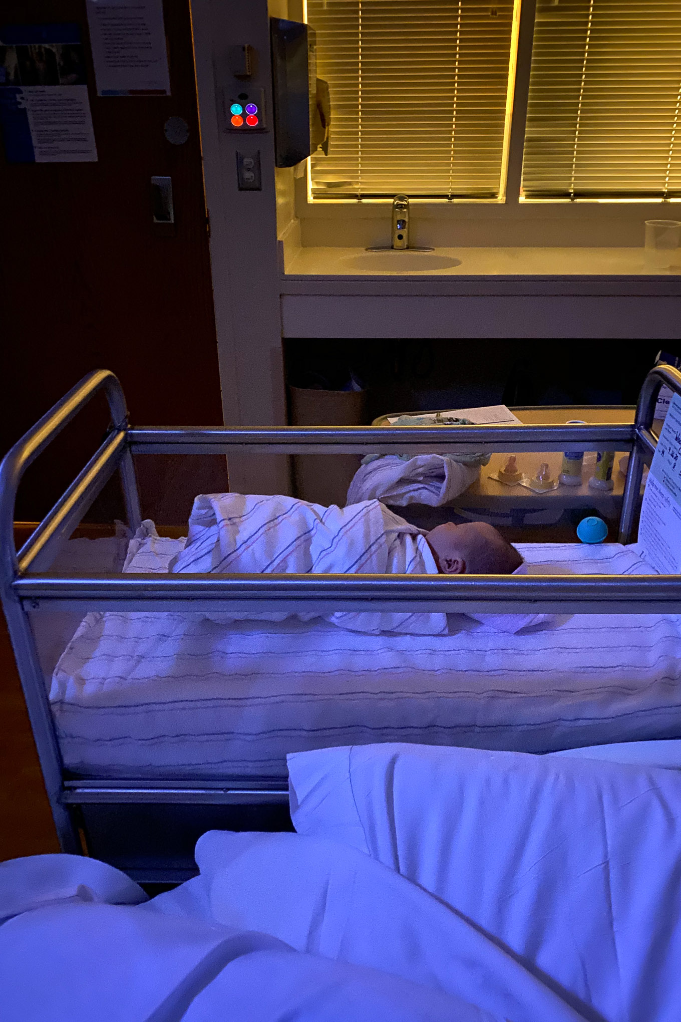 A história do nascimento de Levi - Andie Mitchell 13