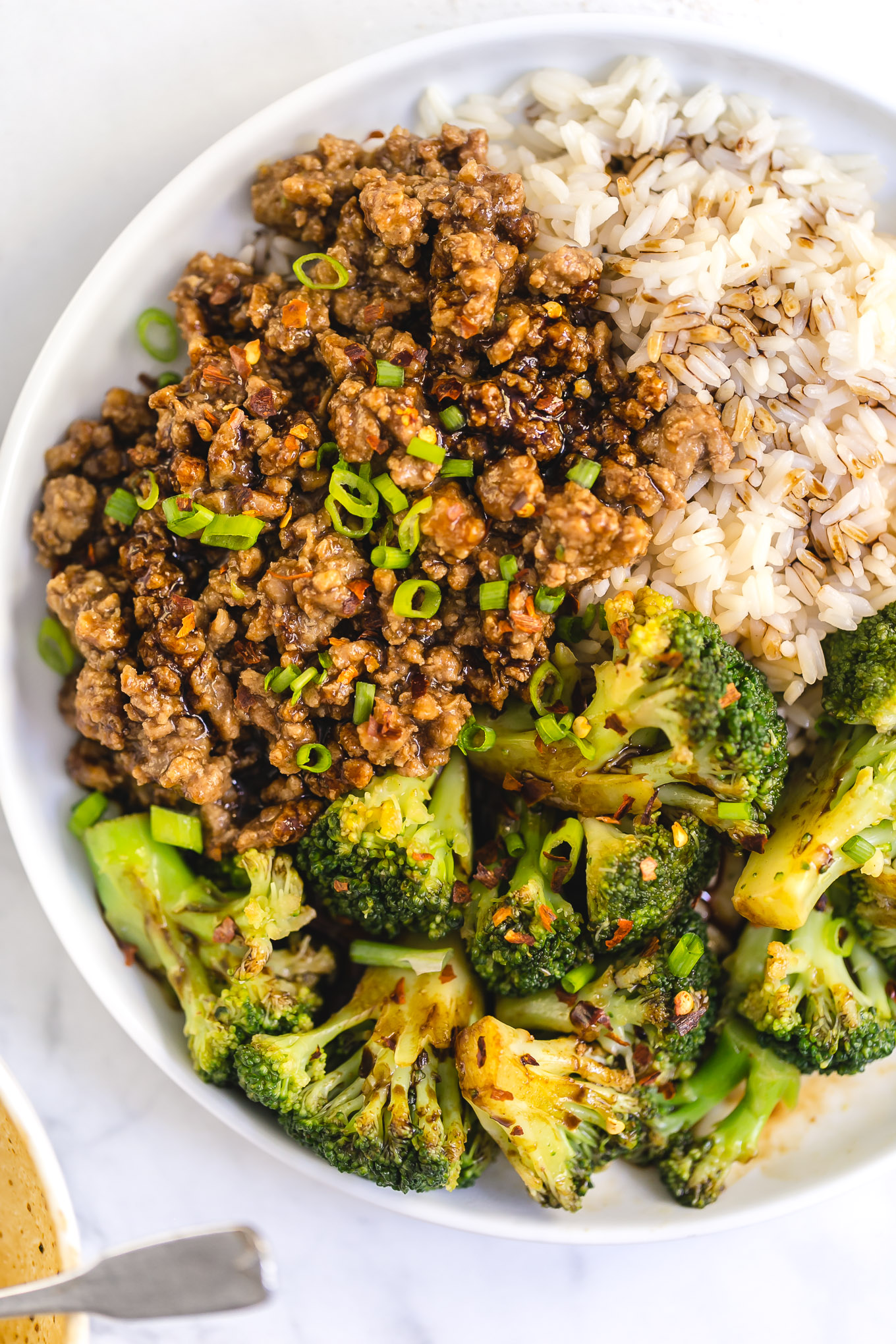 stir fry recipe with ground turkey